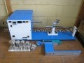 Ampac Nova 1570 Dielectric Twist Fabricator w/ Weight Set & Peel Test Fixture