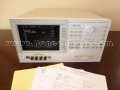 Agilent 4294A 40 Hz to 110 MHz Precision Impedance Analyzer w/ FRESH CALIBRATION