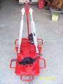 Used POWER TONG DRIVER COMPLETE WITH BALANCER, VALVES, LIFT CYLINDER OIL-GAS WELL