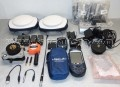 Used 2x ASHTECH Promark 500 GNSS Receivers w/ Magellan Mobilemapper CX & Extras