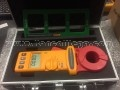 Used Fluke 1630 Earth Ground Clamp Meter clamp on resistance meter
