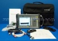 Used Aeroflex / Willtek HSA 9102B (9102) Handheld Spectrum Analyzer 100 kHz - 4 GHz