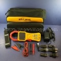 New Fluke 345 Power Quality PQ Clamp Meter