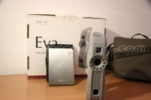 Used Artec Eva 3D scanner color