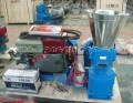 COMBO PELLET MILL 22HP and HAMMER MILL 22HP for BIOMASS PELLETS DIESEL ENGINE