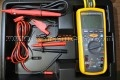 New FLUKE 1587 INSULATION TESTER & MULTIMETER & MEGGER HIGH VOLTAGE TESTER