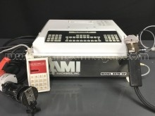 "Orbital Welding AMI 207 power supply 9-500 weld head W/ Facing tool 1/4"" clean"