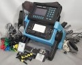 Dranetz/BMI Task 8000-2/1 Taskcard PP1 Power Platform Energy Analyzer w/Clamps