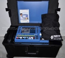 Used Manta MTS-5100 Protective relay test system Doble Omicron Megger three phase
