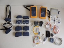 Used FLUKE DSP-4300 CABLE ANALYZER CAT5 CAT6 DSP-FTA430 DSP-FTA420 MULTIMODE FIBER
