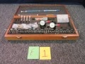 HP AGILENT CALIBRATION MAURY MICROWAVE SLIDING TERMINATION AIRLINE 85052
