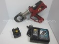 Burndy Patriot PATCUT245-LI Battery Powered Hydraulic Cable Wire Cutter Tool