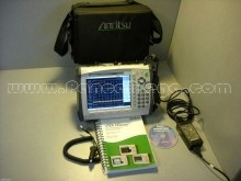 Used ANRITSU MS2034A VNA MASTER / SPECTRUM ANALYZER VNA 2MHz-4GHz SA: 9kHz-4GHz